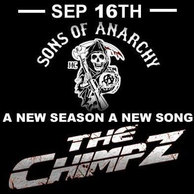 Chimpz song featured on another episode of Sons of Anarchy!